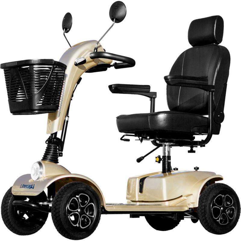 Scooter Libercar Cruiser Eléctrico