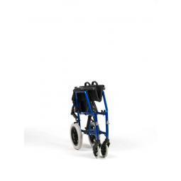 Silla ruedas plegable