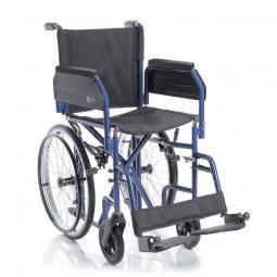 Silla ruedas plegable compacta ligera