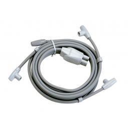 Cable de presoterapia.