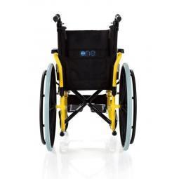 Silla de ruedas niños plegable