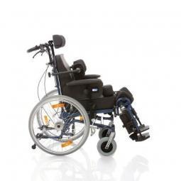 Silla de ruedas abductor basculante